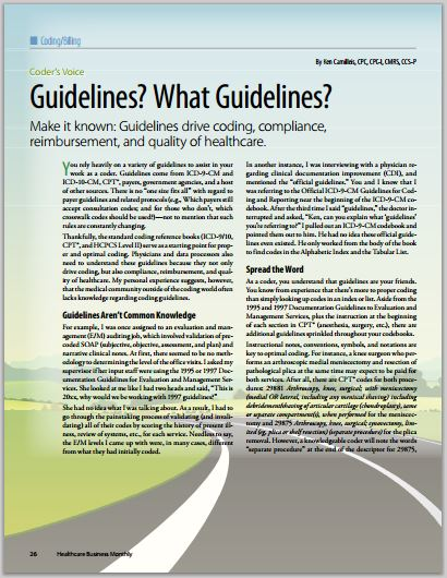 Read more about the online medical coding program and career guidelines here | CareerStep