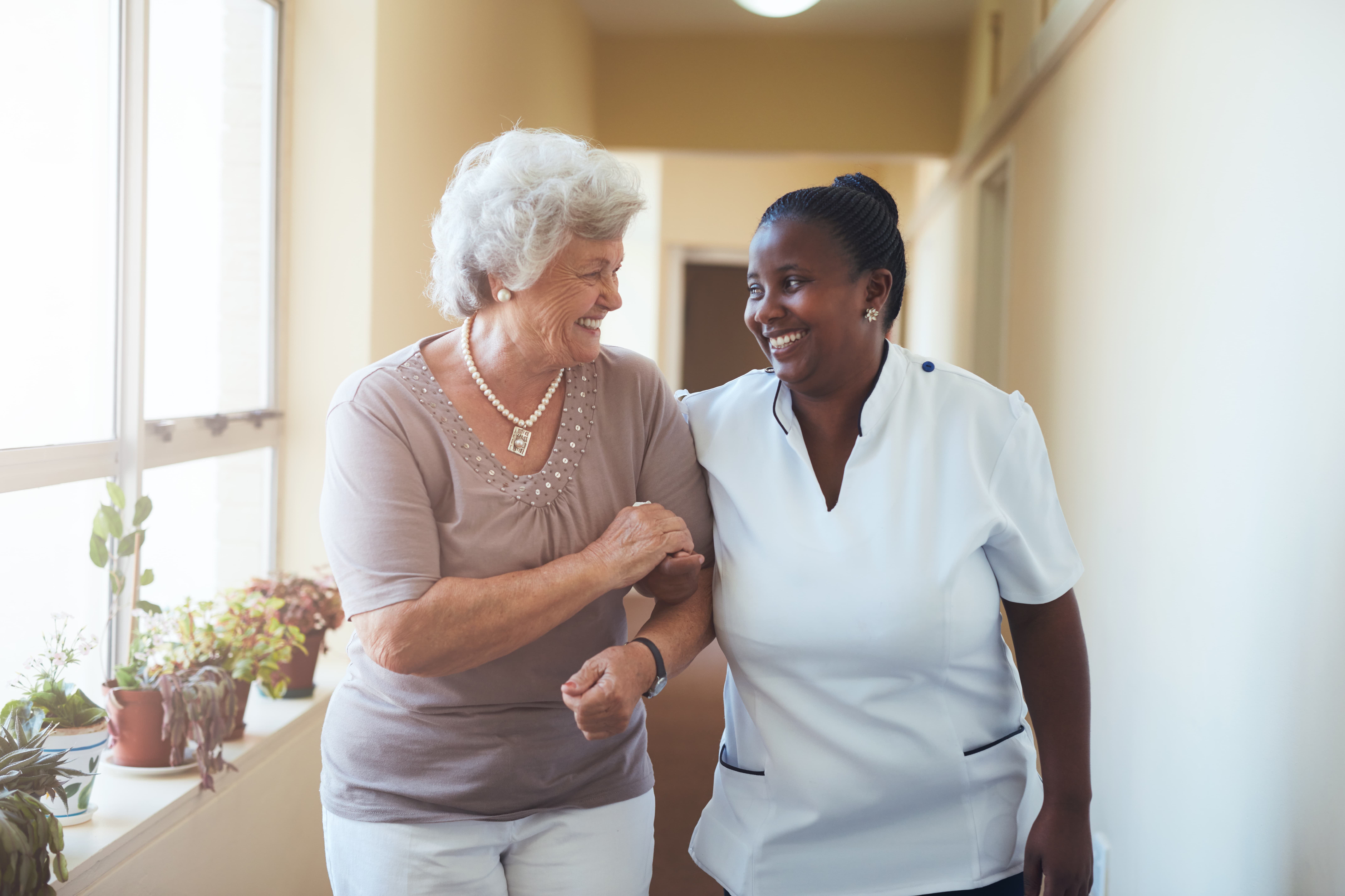 Care for seniors and patients with patient care technician certification | CareerStep